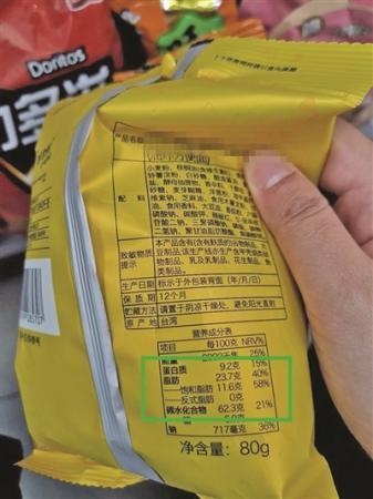 """营养专家解读儿童零食""""新深圳助孕标准"""""""