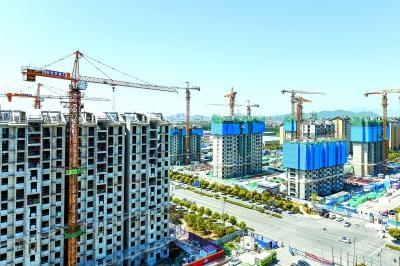 4443套 北京怀柔规模最大安置房年底完工
