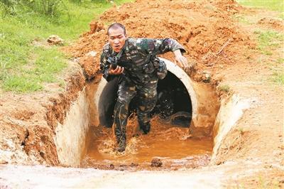中国特种兵参加国际比武:胜利,是我们唯一的选择