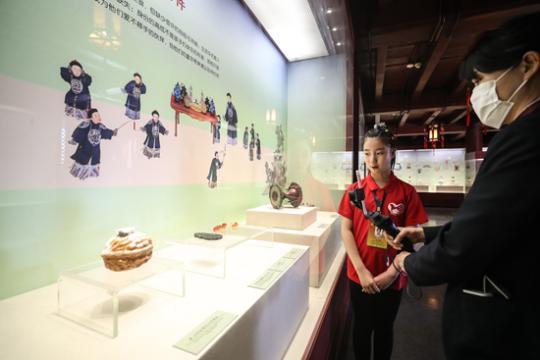 云上博物馆 88.7%受访体验者感到满意