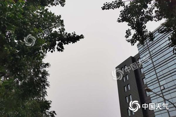 端午假期首日北京云量较多有雷阵雨相伴 外出记得带伞