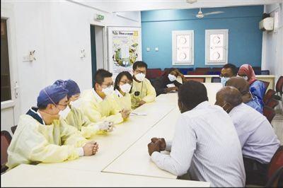 中国医疗专家组赴非援助抗疫受到广泛好评