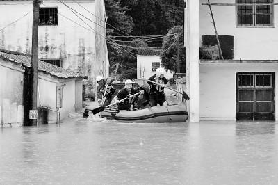 应急响应|多地启动防汛应急响应全力保障人民生命安全