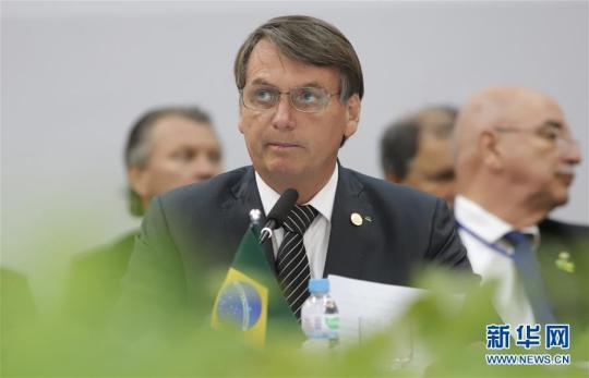(国际疫情)巴西总统博索纳罗新冠病毒检测呈阳性