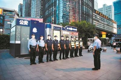 """""""5G巡逻机器人""""将上岗 让报警和服务安全又便捷"""