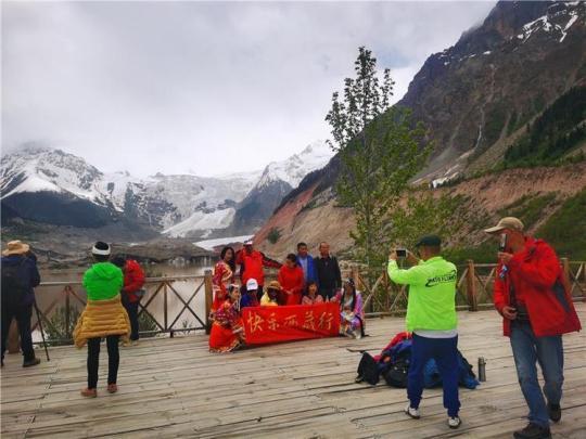 上半年西藏旅游市场复苏率全国第一