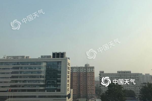 北京未来三天多云到晴为主或现高温 西部北部有分散雷雨