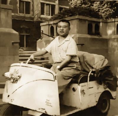 许倬云:行走东西古今,为大众著书写史