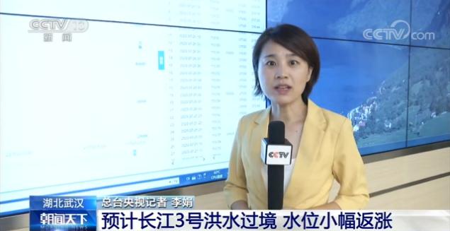中国水利部长江水利委员会:预估湘江3号水灾入境武汉市江段水