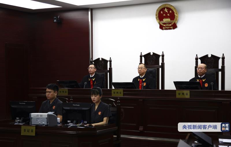 国开行原董事长胡怀邦受审 被控受贿8552余万元