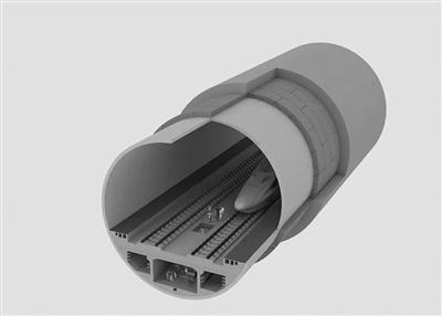 世界最长海底高铁隧道技术方案出炉