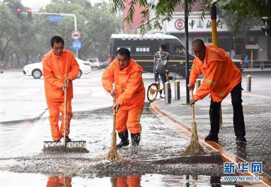 """京津冀""""最强降雨""""未""""爽约"""" 四川强降雨还将持续"""