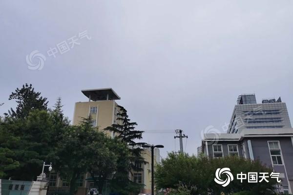 本周末北京再迎雷阵雨 今日最高气温30℃体感闷热