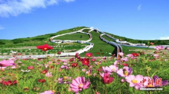 【幸福花开新边疆】北疆风光无限好 草原儿女追梦人