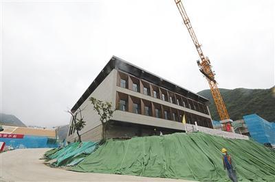 北京延庆四大冬奥场馆年底完工