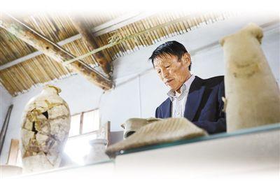因为一句承诺 农民赵光怀默默看守汉代古墓群23年