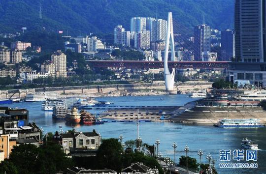 成渝加快双城经济圈建设