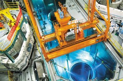走进中国核动力研究设计院 探秘中国核电技术之源
