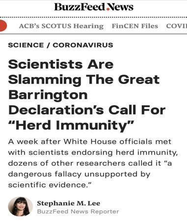 """美国新冠确诊逼近800万 """"群体免疫""""遭专家联名抵制"""