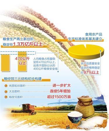 """""""十三五""""规划的农业农村发展目标胜利完成"""