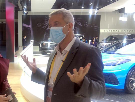 直通进博会|通用汽车中国总裁:进博会让车企更加贴近中国消费者