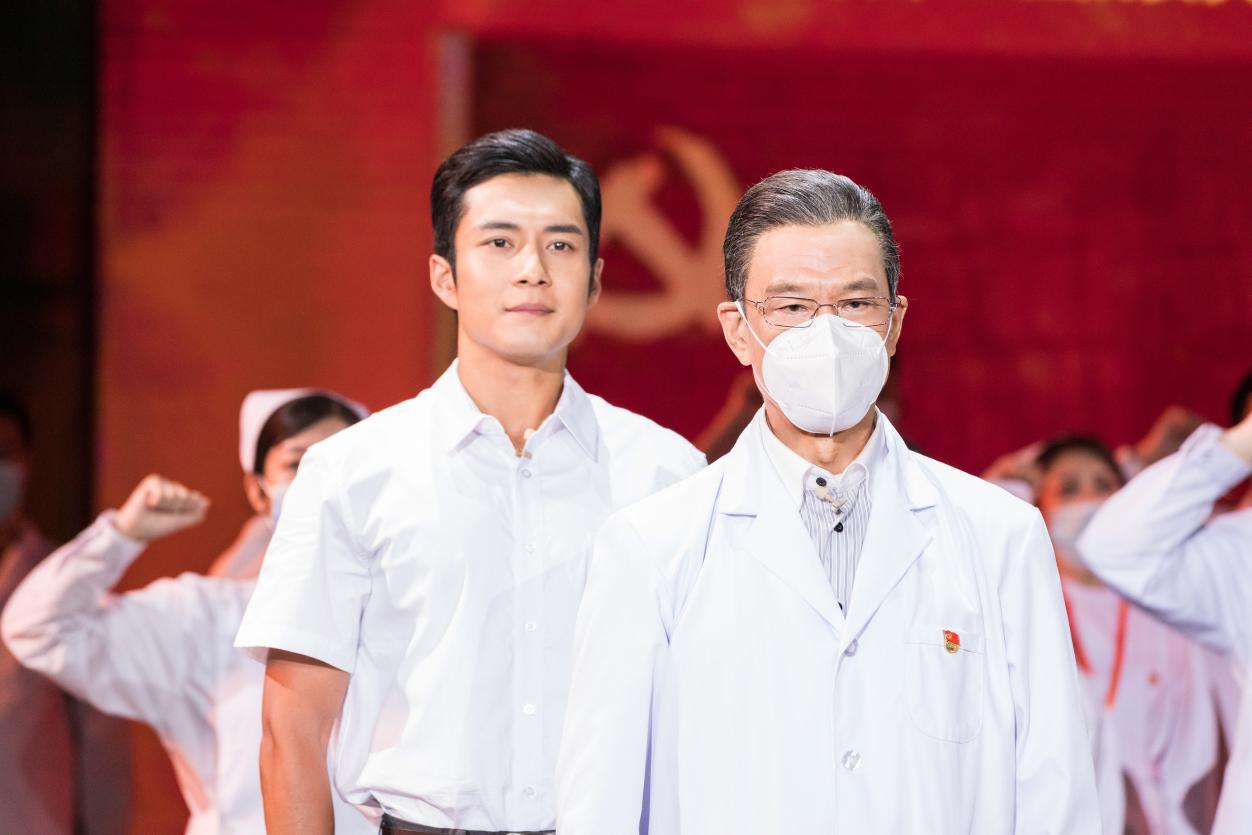《故事里的中国》第二季演出舞台描绘真正细节助推感情提升