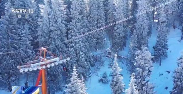 新雪季拉开序幕 多家滑雪