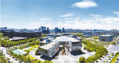 杭州高新区:双轮驱动托起数字经济高地