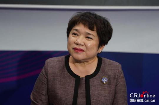 【东博会专访】泰国驻南宁总领事彬嘉玛·塔维她雅浓:东博会助力泰国恢复经济