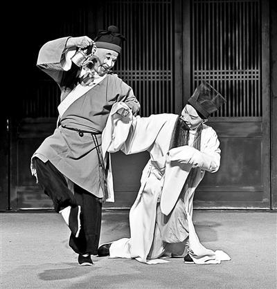 小剧场京剧的启示 京剧如何与当代无缝衔接