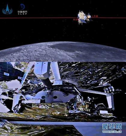 """完善的""""拥抱""""——揭秘嫦娥五号交会对接背后的故事"""