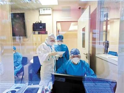 北京234个社区医院已建发热筛查哨点