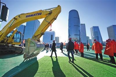 北京丽泽城市航站楼开工 20分钟可达大兴机场