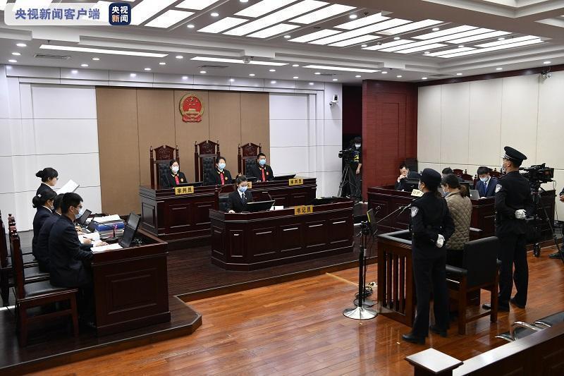 劳荣枝涉嫌犯故意杀人、绑架、抢劫等罪一案一审开庭