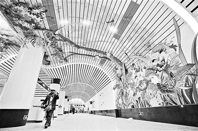 北京地铁房山线北延年内试运营