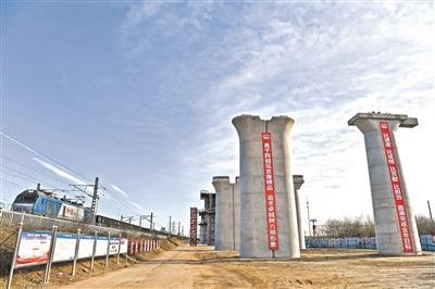 京唐铁路将于2022年完工 北京城市副中心至唐山39分钟可达