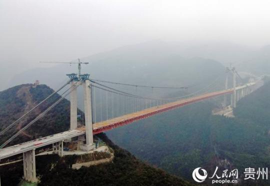 """【中国的脱贫智慧】贵州:""""十三五""""交通投资8873亿元 打通制约发展关键瓶颈"""