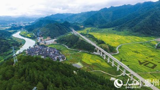 """贵州:""""十三五""""交通投资8873亿元 打通制约发展关键瓶颈"""