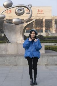 从小公主到女汉子 17岁成都女孩被牛津大学录取