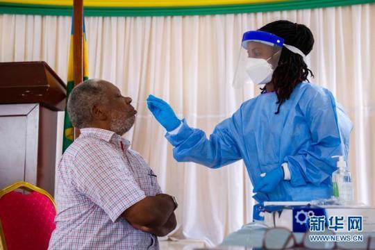 卢旺达:开展新一轮免费新冠检测