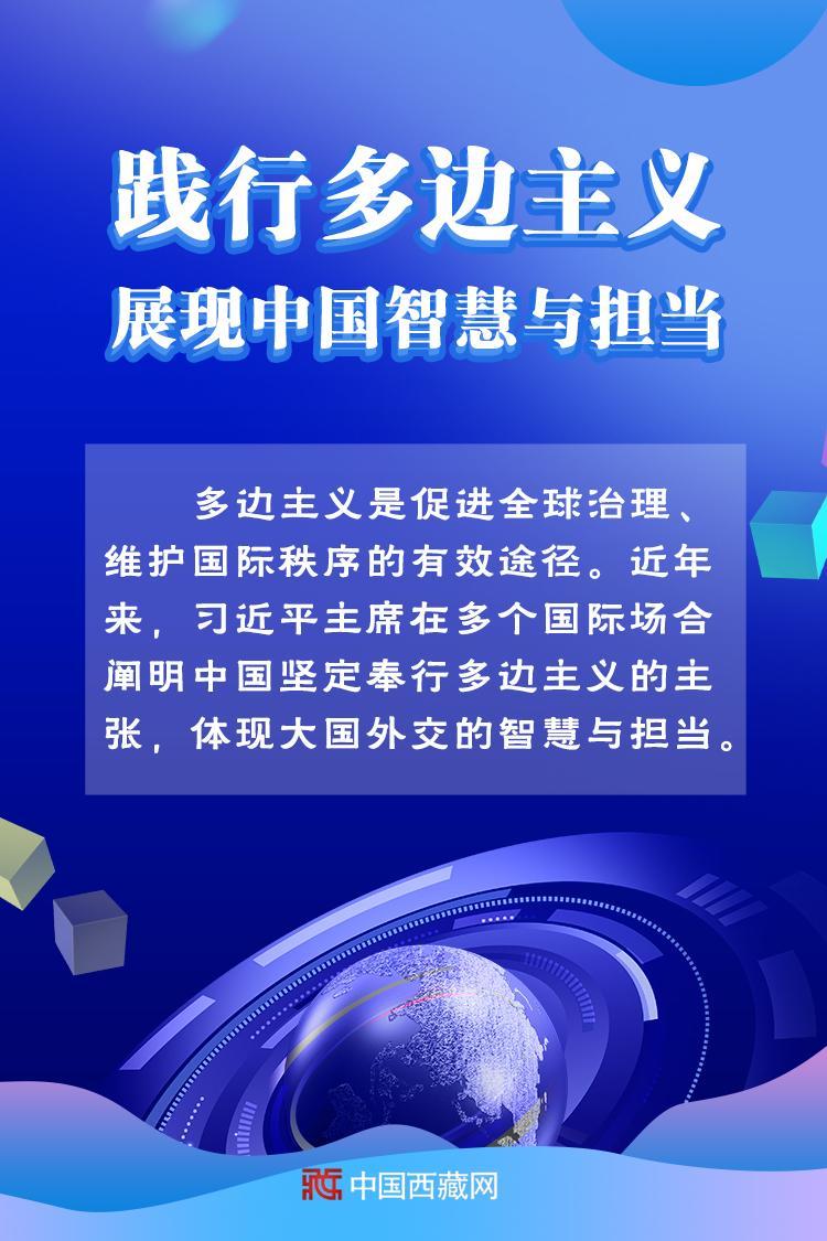 践行多边主义 展现中国智慧与担当