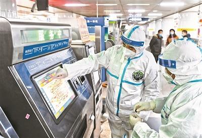 北京的六个火车站提高了环境抽样频率
