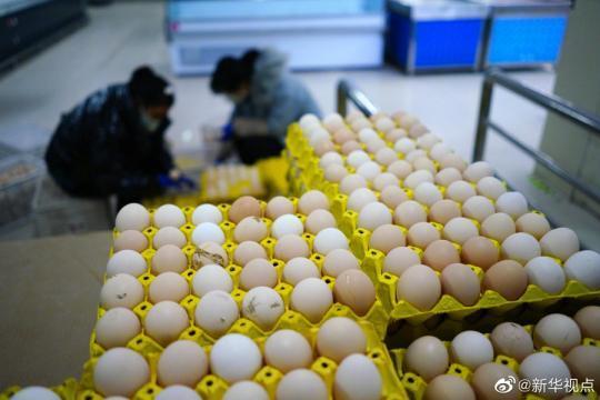 36个大中城市鸡蛋零售价格近一周持续回落