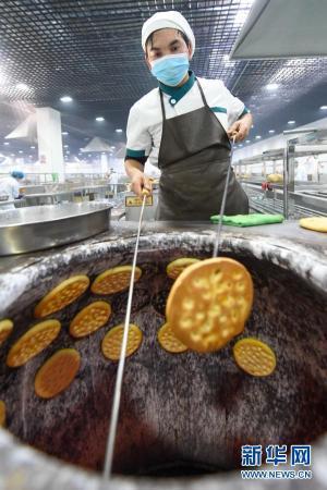新疆馕饼走出国门闯市场