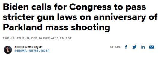 美国控枪 说说容易做起来难