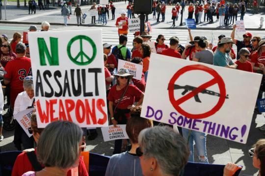 国际观察|暴力阴影下的美国人权黑洞