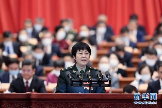 陈薇委员:坚持科技自主创新服务国家重大需求