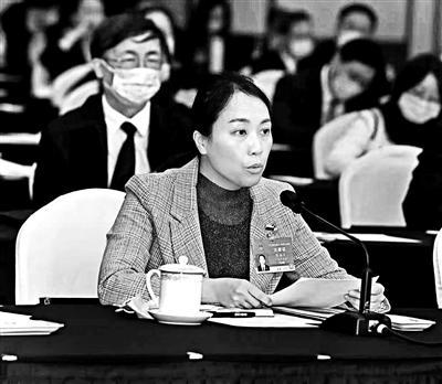 全国人大代表陈海仪:对小额网贷逾期的年轻人慎用失信惩戒