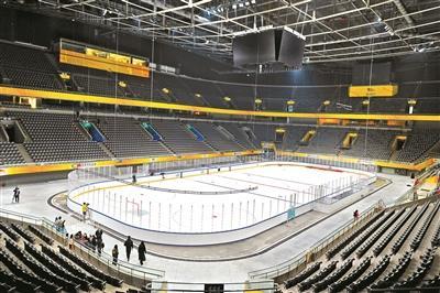 国度体育馆下周二开始制冰
