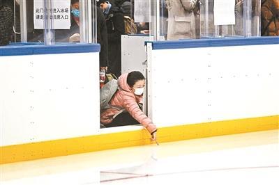 爱冰球往这儿瞧 冰堡团队筹备好了
